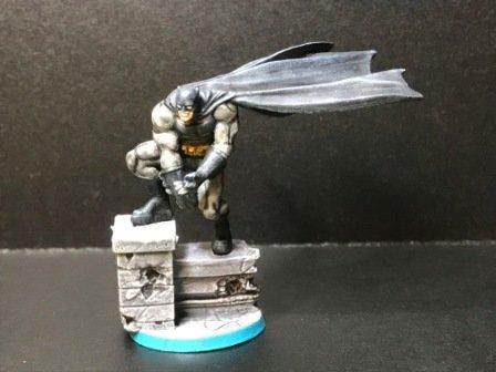 Batman by LoLo