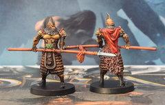 Gardes d'honneur Khitans