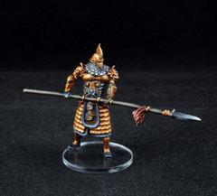 Khitai - Garde d'honneur (test face)