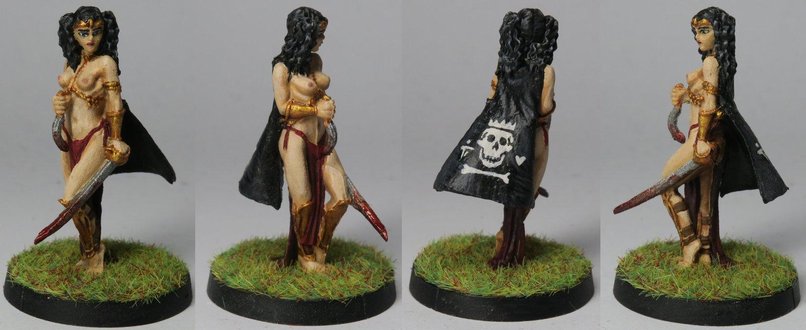 Bêlit Reine de la Côte Noire